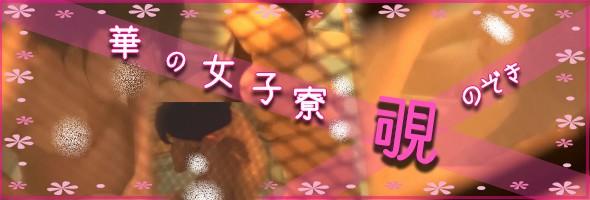 華の女子寮ノゾキ